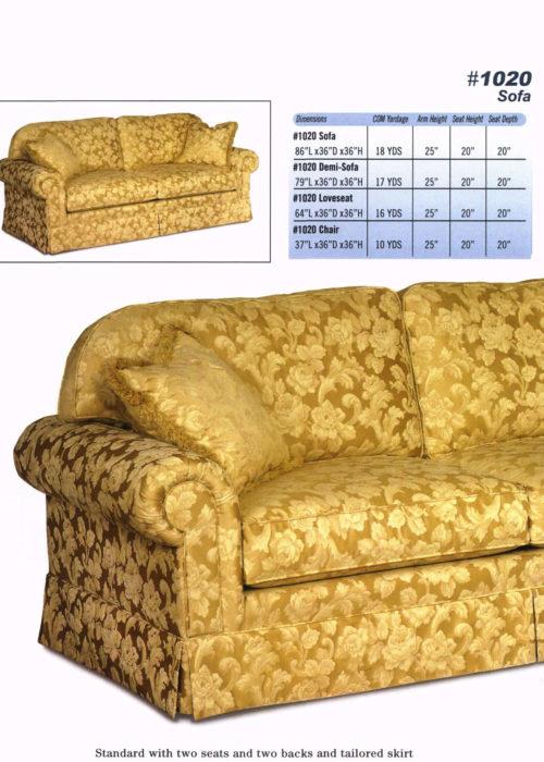 Sofa Style #1020