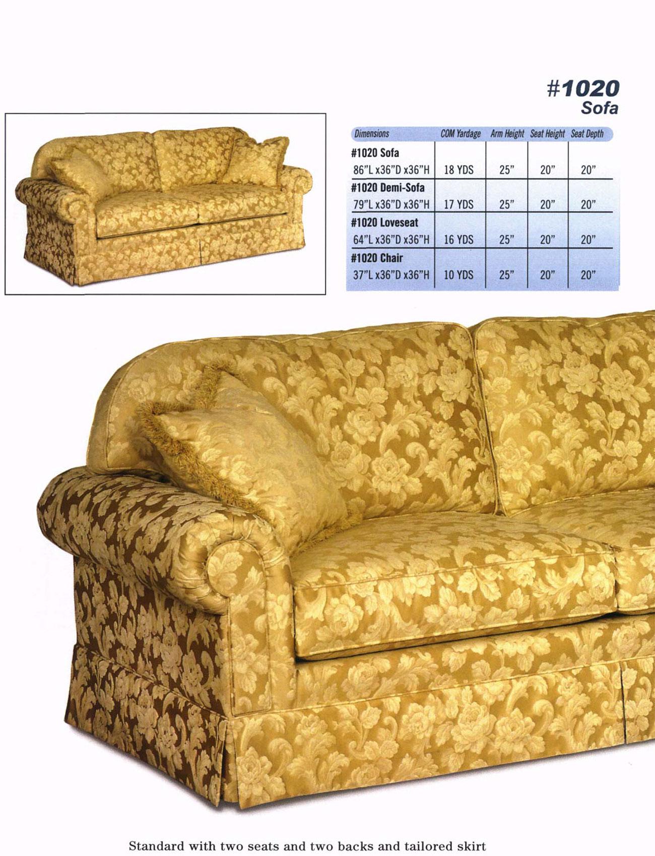 Sofas & Loveseats – Perri Fine Furniture