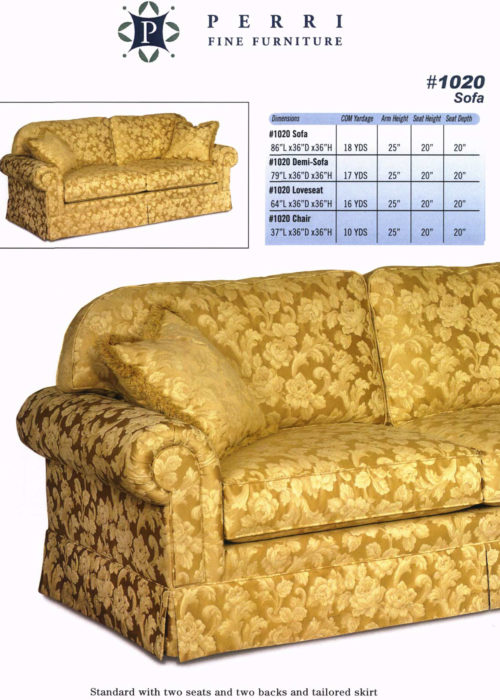 Style 1020 Sofabed