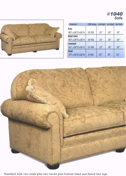 Sofa Style #1040