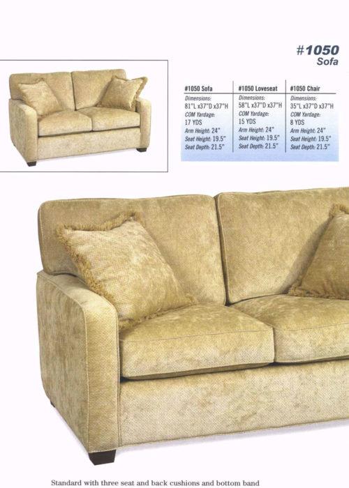 Sofa Style #1050