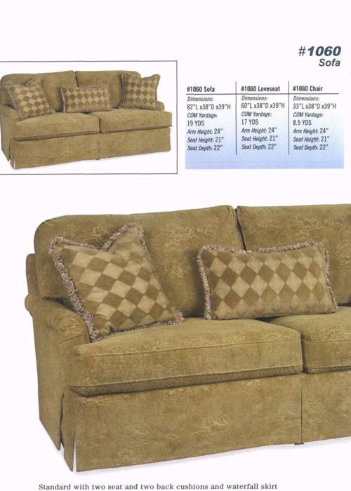 Sofa Style #1060