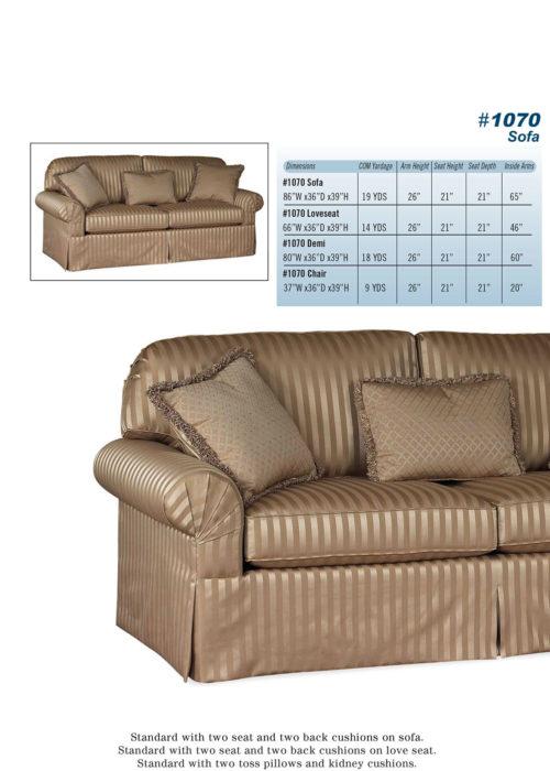 Sofa Style #1070
