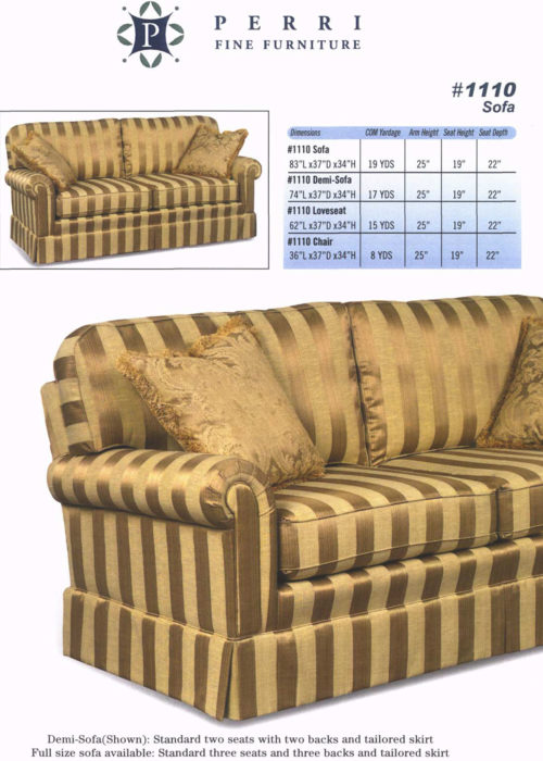 Style 1110 Sofabed