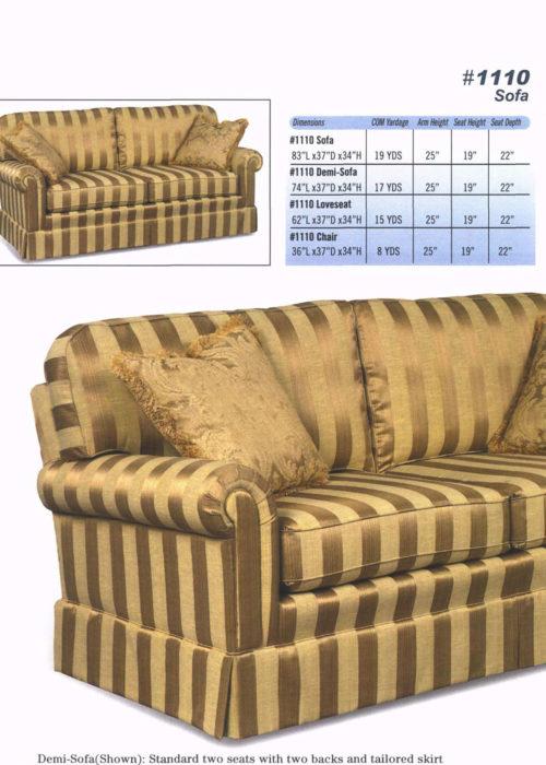 Sofa Style #1110