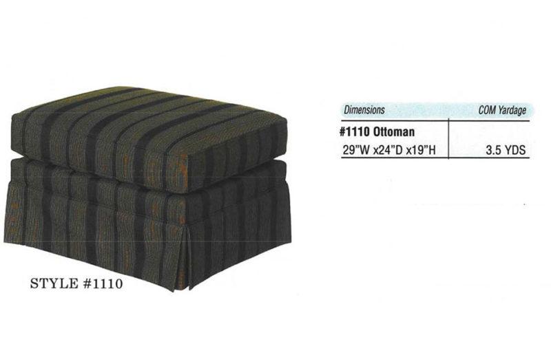 #1110 Ottoman
