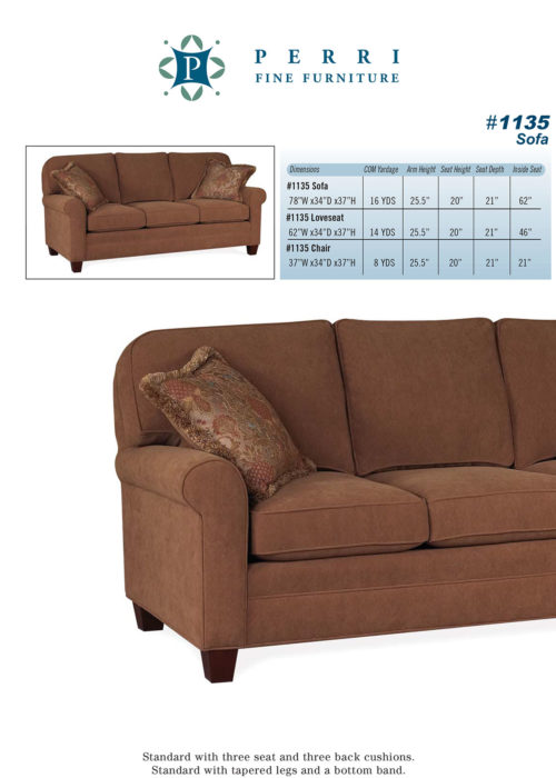 Style 1135 Sofabed