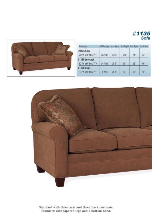 Sofa Style #1135