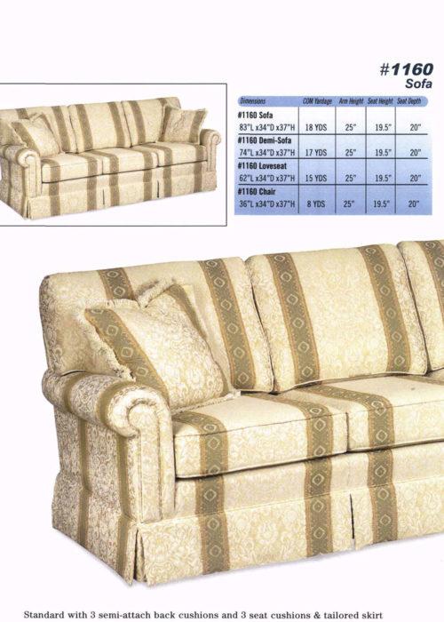 Sofa Style #1160