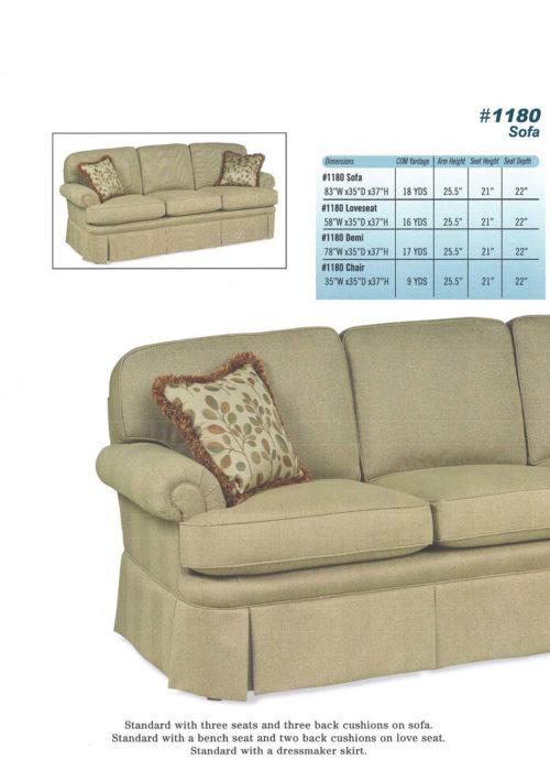 Sofa Style #1180