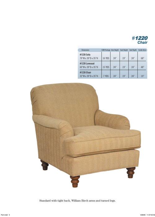 #1220 Chair