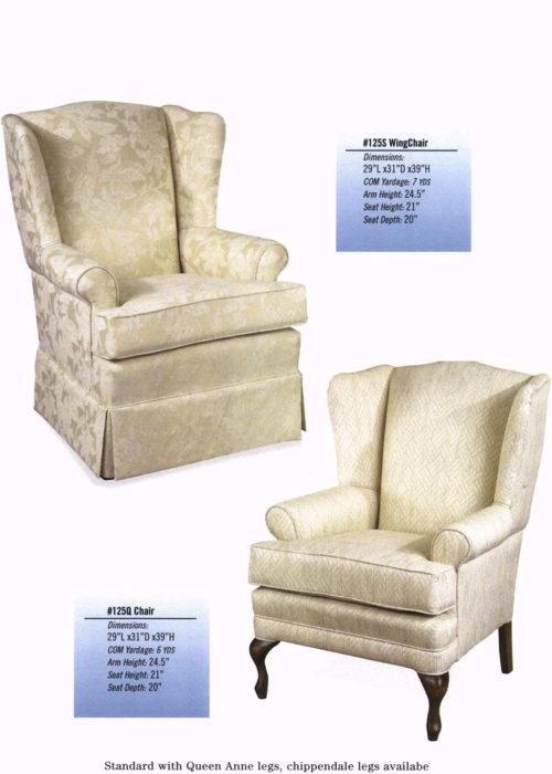 #125 Chair