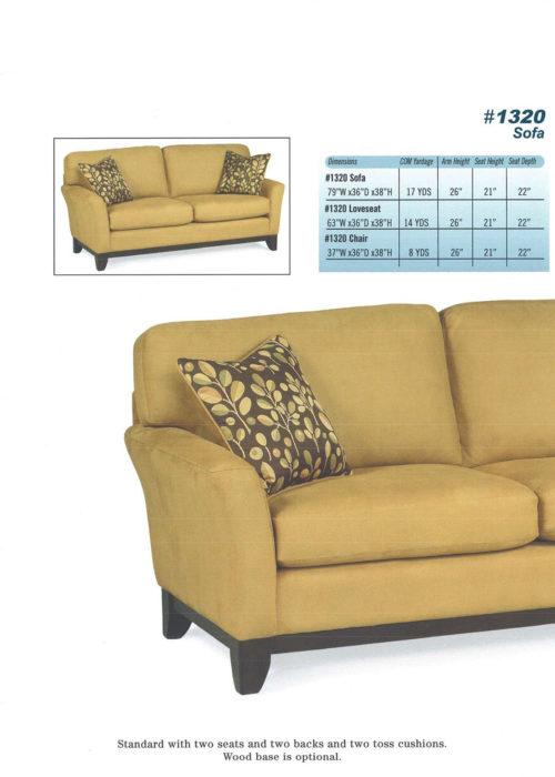 Sofa Style #1320