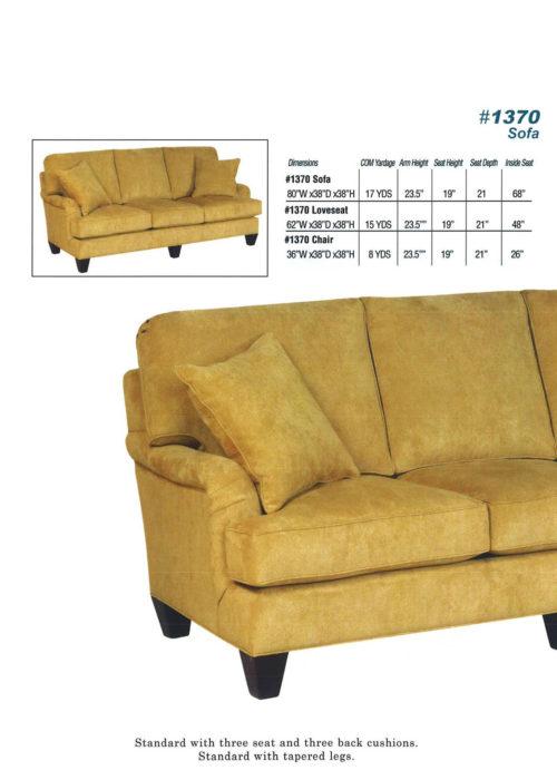 Sofa Style #1370