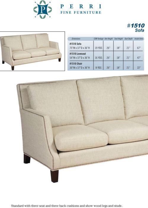 Sofa Style #1510