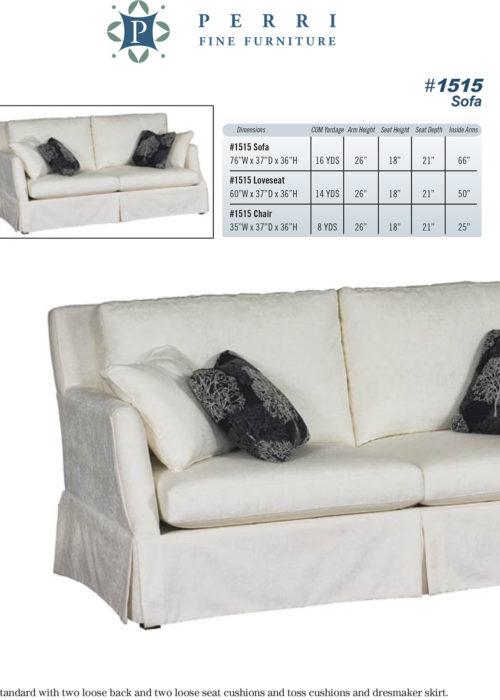 Sofa Style #1515