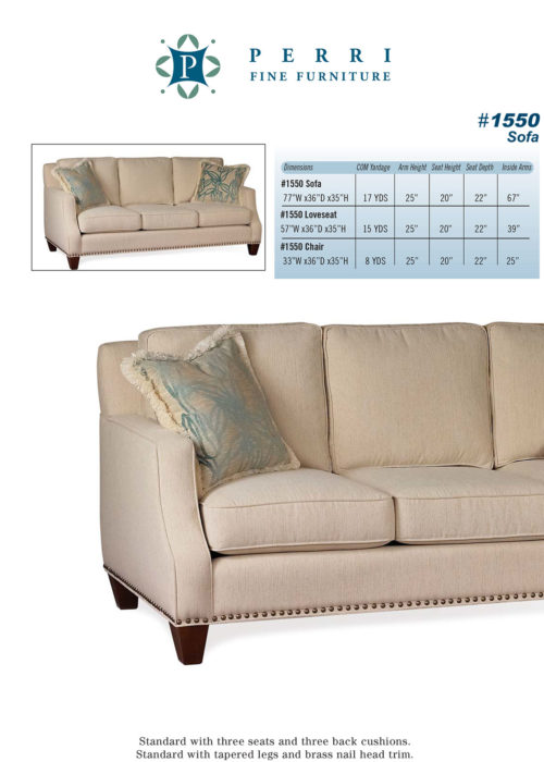 Style 1550 Sofabed