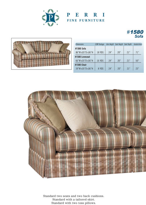 Sofa Style #1580