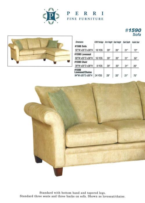 Sofa Style #1590