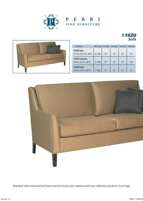Sofa Style #1620