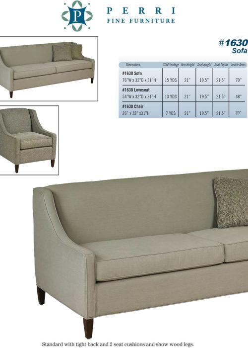Sofa Style #1630