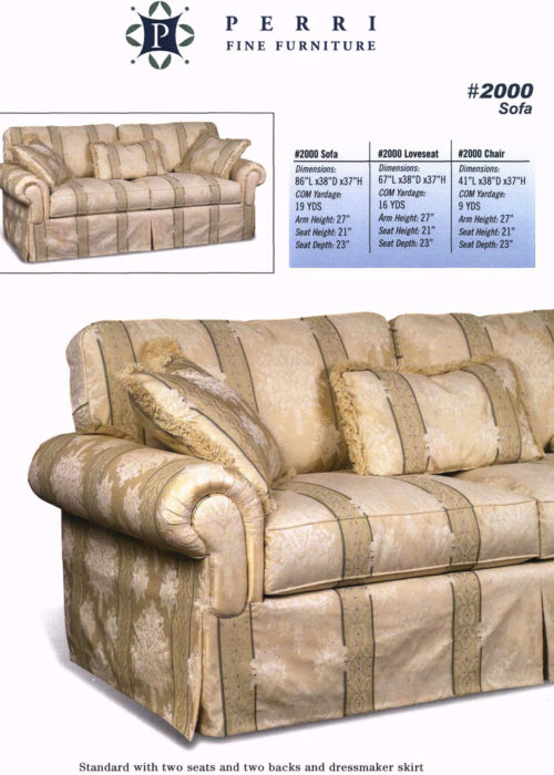 Sofa Style #2000