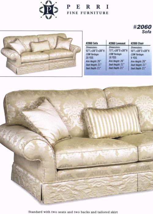 Sofa Style #2060
