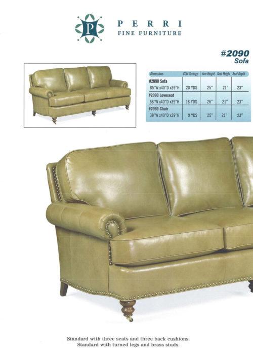 Sofa Style #2090