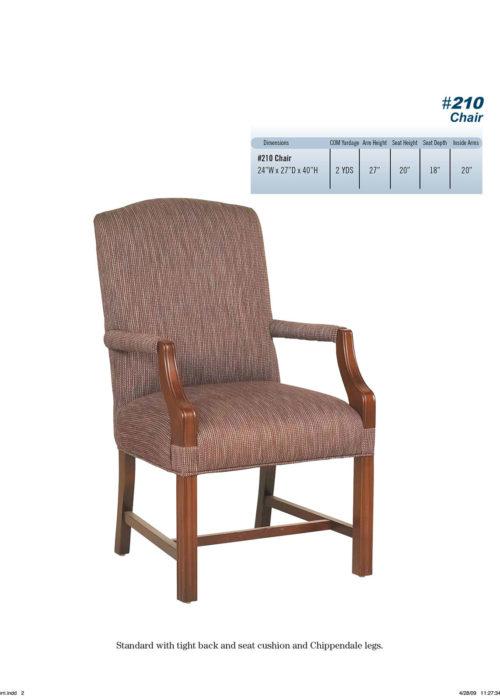 #210 Chair