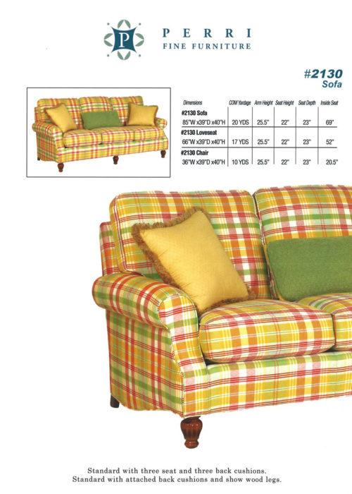 Sofa Style #2130