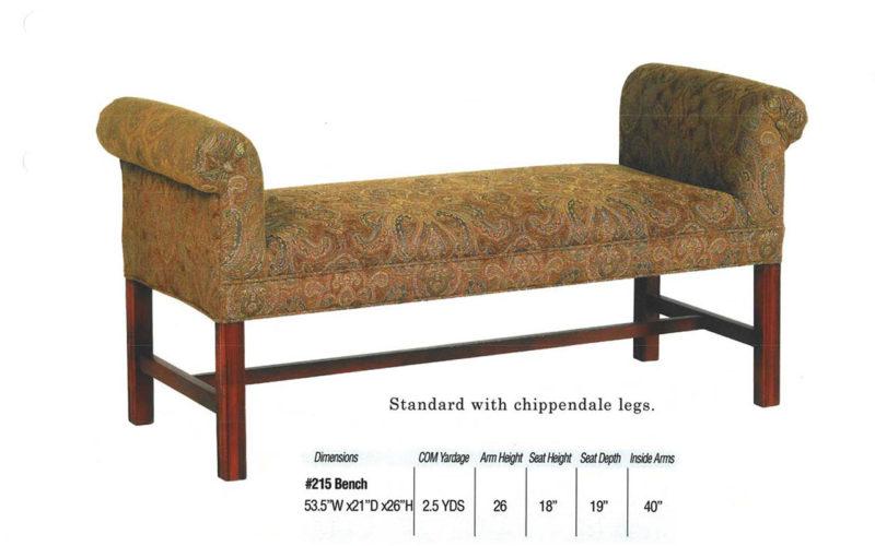 Benches Perri Fine Furniture