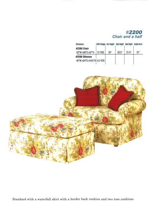 #2200 Chair