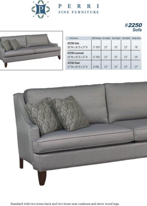 Sofa Style #2250