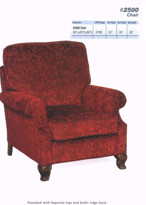 #2500 Chair