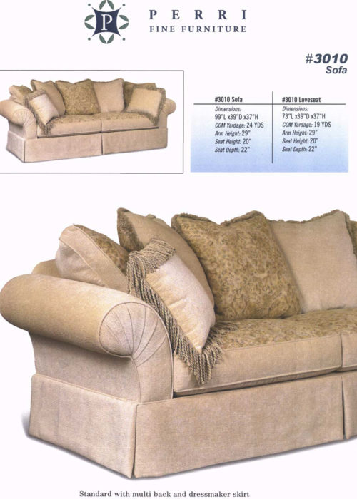 Sofa Style #3010