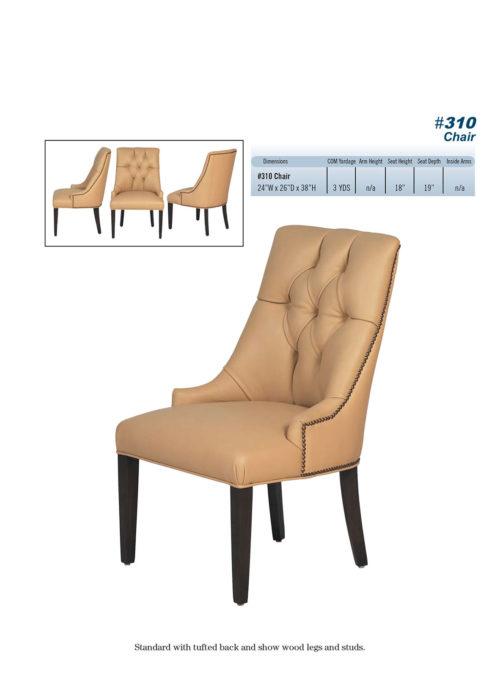 #310 Chair