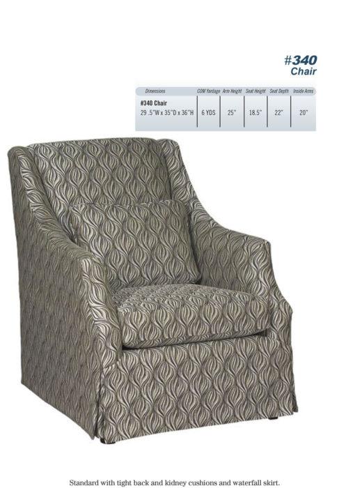#340 Chair