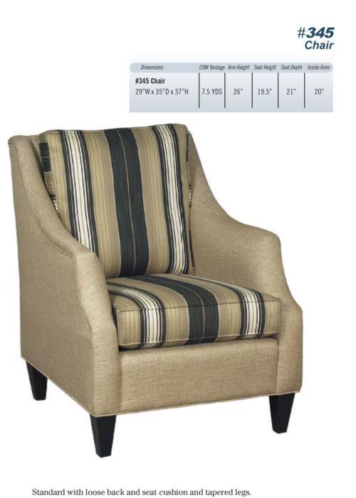 #345 Chair