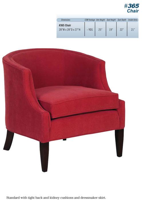 #365 Chair