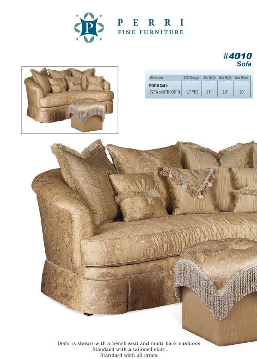 Sofa Style #4010