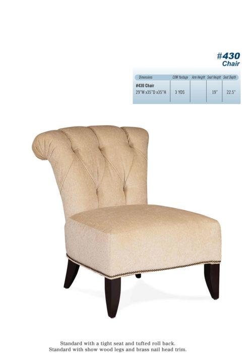 #430 Chair