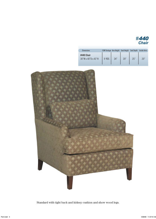 #440 Chair