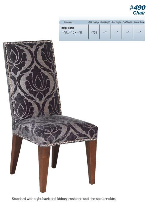 #490 Chair