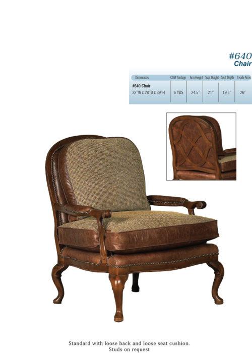 #640 Chair